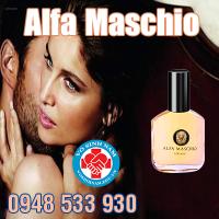 Nước hoa cho nam ALFA MASCHIO quyến rũ và kích thích nữ giới