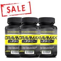 Combo giảm giá khi mua sản phẩm Cravimax pro