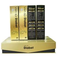 Viên sủi Diabet Hỗ Trợ Điều Trị Tiểu Đường Hiệu Quả