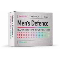 Men's Defence giúp hỗ trợ điều trị viêm tuyến tiền liệt