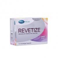 Viên uống Revetize giúp hỗ trợ mọc tóc và nuôi dưỡng tóc