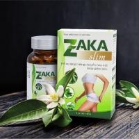 Zaka Slim - Hỗ trợ giảm cân