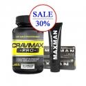 Combo Gel titan Maxman + Cravimax-Pro giảm 30%