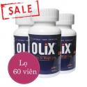 Combo giảm giá khủng khi mua ba lọ viên uống giảm cân olix