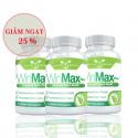Bộ ba sản phẩm Winmax Plus giảm ngay 25%