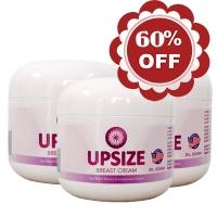 Combo bộ ba kem Upsize Breast Cream của Mỹ giá chỉ 900k giảm đến 60%