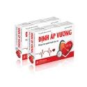 Viên uống ổn định huyết áp Định Áp Vương