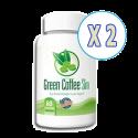 Combo viên uống giảm cân an toàn Green Coffee Slim 2017