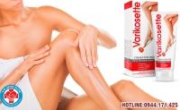 Varikosette sản phẩm hỗ trợ điều trị suy giãn tĩnh mạch