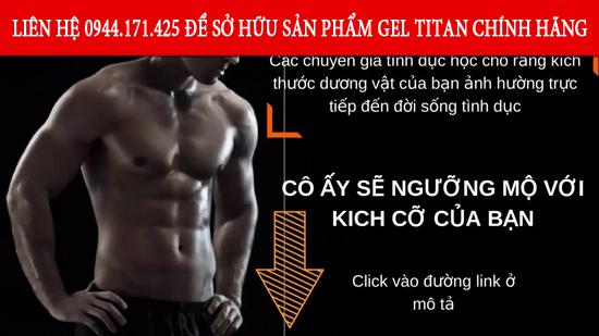 huong dan cach dung titan gel